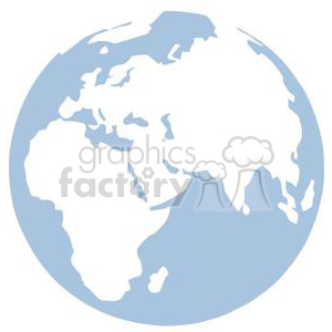 2816-World-Globe clipart. Royalty-free image # 380531