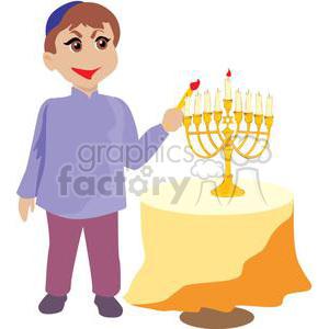 hanukkah-010 clipart. Royalty-free image # 381468