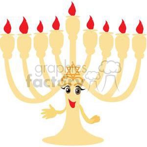 hanukkah-021 clipart. Royalty-free image # 381483