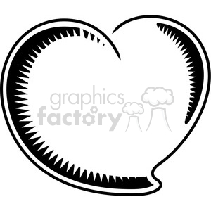 heart 001 clipart. Commercial use image # 384837