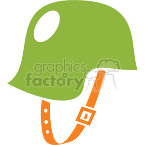 military helmet 071 clipart. Royalty-free image # 386084