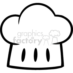 Royalty-Free RF Clipart Chef Hat clipart. Royalty-free image # 386599