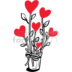 love flowers clipart. Commercial use image # 386688