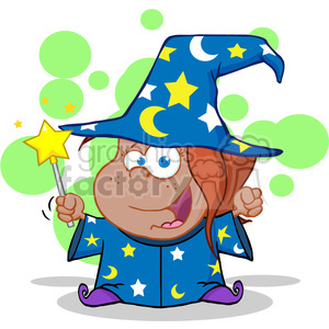 clipart clip art images cartoon funny comic comical wizard magic magical fiction fantasy baby