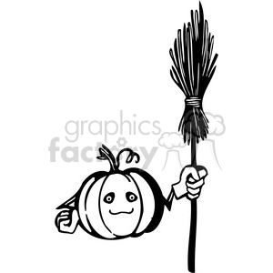 Halloween clipart illustrations 022 clipart. Royalty-free image # 387076