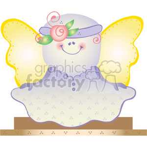 SMORE Fairy clipart. Commercial use image # 387516