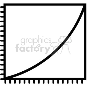 chart graph  going up clipart. Commercial use image # 390068