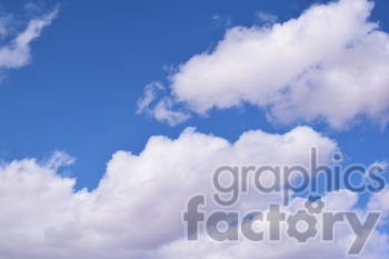 blue sky clouds clipart. Commercial use icon # 390981