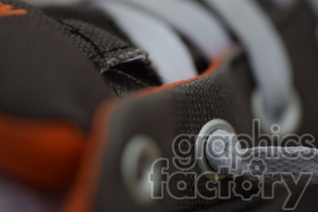sneaker lace photo. Royalty-free photo # 391021