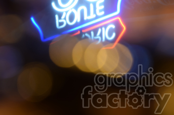 bokeh bar scene clipart. Royalty-free image # 391086