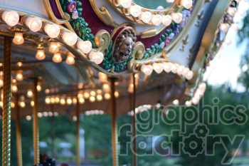 carousel clipart. Commercial use image # 391346
