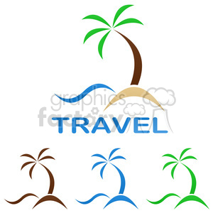 beach logo beach travel agency travel travel icon travel logo tropical vacation vector palm tree palm palm logo logo icon palm tree icon paradise abstract agency badge beach tropical blue brown business company concept curved design emblem graphic green holiday identity label mark resort resort logo sand sea set sign stylized summer symbol tourism tourism logo tourist travel abstract travel design travel symbol wave