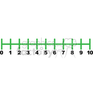 number+line school graph number+lines math