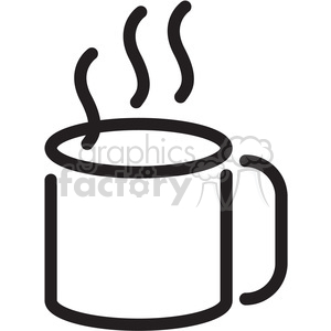 coffee cup icon photo. Royalty-free photo # 398305