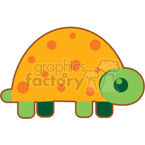 Turtles vector image RF clip art clipart. Royalty-free image # 398432