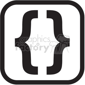 code vector icon clipart. Commercial use icon # 398740