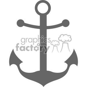 anchor svg cut file clipart. Royalty-free image # 403096