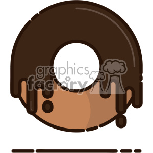 icon icons doughnut food donut