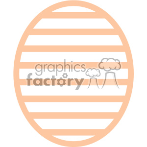 easter egg svg cut file 7 clipart. Royalty-free image # 403717
