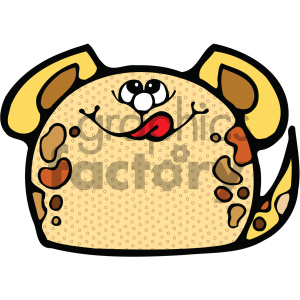 cartoon clipart gumdrop animals 006 c clipart. Royalty-free image # 404882