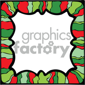 colorful border clipart. Commercial use image # 405187