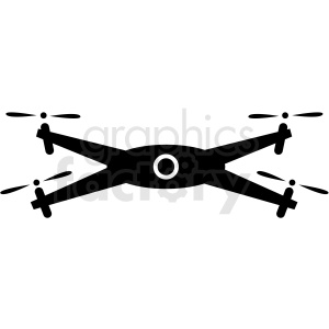 drones tech icon clipart. Royalty-free image # 406183