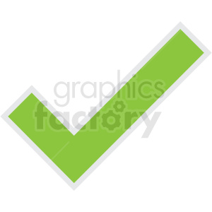 veracity check mark icon clip art clipart. Commercial use image # 406608