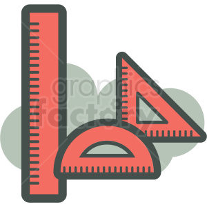design tools art ruler triangle