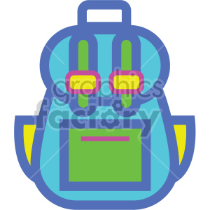 games gaming icons backpack bag game+icons