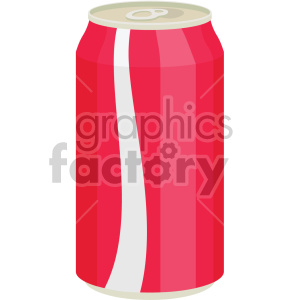 soda can flat icons clipart. Commercial use image # 407143