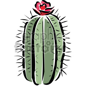 cactus clipart. Royalty-free image # 151153