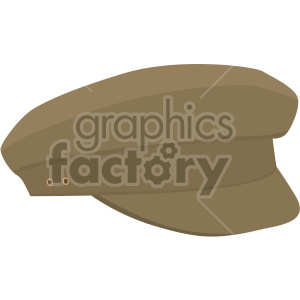 captain hat no background clipart. Royalty-free image # 408177
