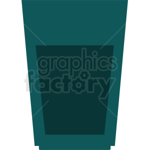 cup icon no background clipart. Royalty-free image # 408656