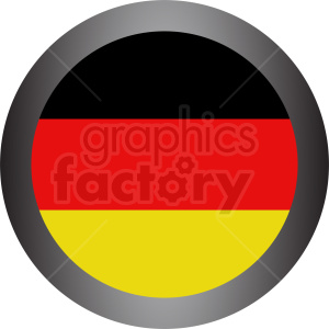germany circle design emblem