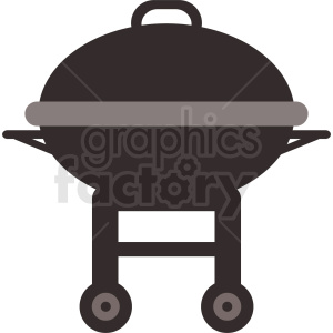 grill flat icon no background clipart. Royalty-free image # 408996