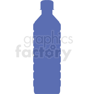 water bottle silhouette no background clipart. Royalty-free image # 409119