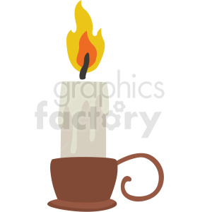 candle lantern vector clipart no background clipart. Royalty-free image # 409431