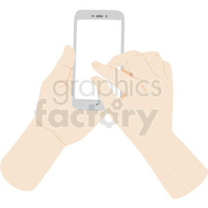 hand pinching to zoom on phone vector clipart no background clipart. Royalty-free image # 409451