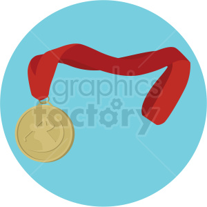 golfing award vector clipart on background clipart. Royalty-free icon # 409530