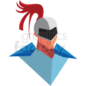 knight game character vector icon clipart clipart. Commercial use image # 409881
