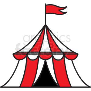 circus tent clipart icon clipart. Royalty-free image # 409941
