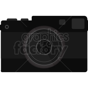 camera clipart clipart. Royalty-free image # 411944