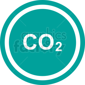 co2 vector clipart clipart. Royalty-free image # 412079