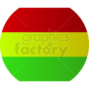 bolivia flag vector circle icon clipart. Commercial use image # 412365