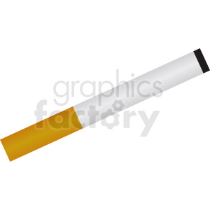 cigarette smoking clipart clipart. Commercial use image # 412366