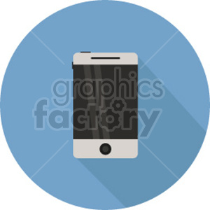 smartphone vector icon graphic clipart 12 clipart. Commercial use image # 413566