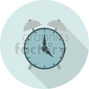 alarm clock vector graphic clipart 2 clipart. Commercial use image # 413571
