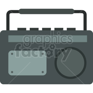 radio vector icon graphic clipart no background clipart. Commercial use image # 413616