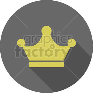 crown vector graphic clipart clipart. Commercial use image # 413747