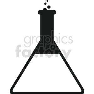 laboratory beaker vector icon graphic clipart 4 clipart. Commercial use image # 413816